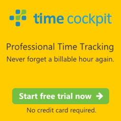 time cockpit - makes time tracking easy